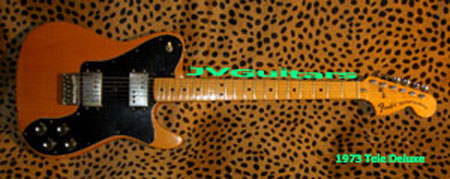1973 Fender Telecaster Deluxe...SORRY SOLD!  to a TOP Touring ROCK Band