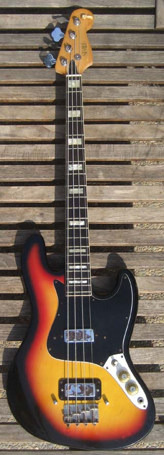 1974 Seville JAZZ BASS made in Japan WoW! $399