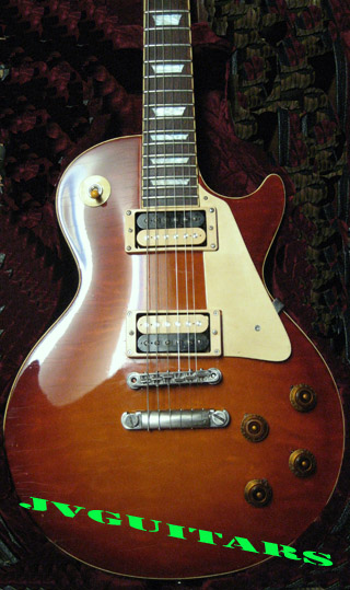 89 Tokai LS80 Love Rock Highly Figured Top RELIC GUITAR  sale priced $old out!