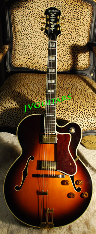 1996 Epiphone  L-5 Emperor  Japanese  Crafted by the great TERADA this example was made by Japans famous Custom Shop builders Sorry SOLD OUT but No Worries we have another just in!