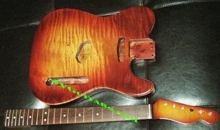 Flamed to death Telecaster Custom built EXOTIC woods Brazilian Rosewood fretboard WoW! We will Build to suit...