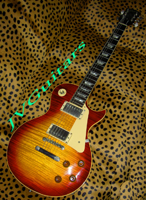 1981 Gibson Les Paul Heritage 80 Standard Flame Top Pre Historic 1959 Reissue  RARE