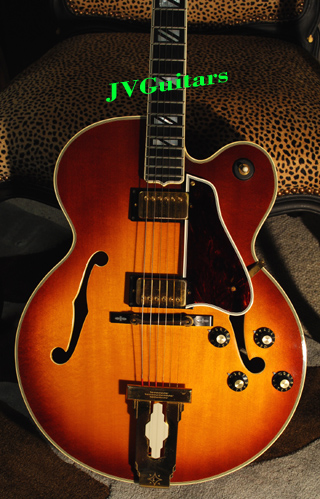 1978 Memphis SUPER V Jazz Box Electric guitar very high quality copy of the Gibson WoW! .... $   Inquire for pricing thank you for your interest