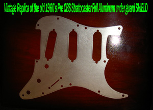 Pre CBS Replica under guard Aluminum Shield...$45.00