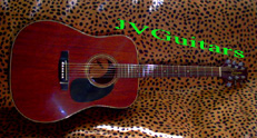 86 Takamine EF349 AAA Mahogany Dreadnought Acoustic w/ preamp on board ...$579.95